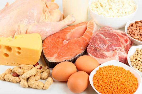 Продукты для белковой диеты при ЭКО беременности