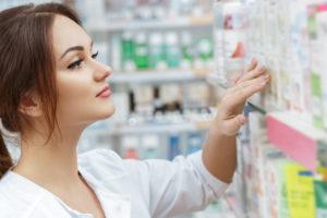 Разнообразие препаратов, оказывающих слабительное действие