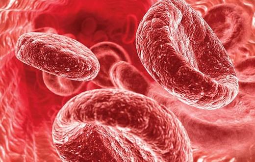 Уменьшение гемоглобина