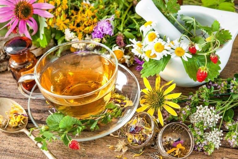 Народные средства при климаксе: травы, соки, плоды для женщин