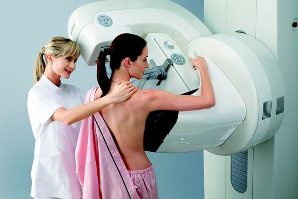 Маммография для диагностирования мастопатии