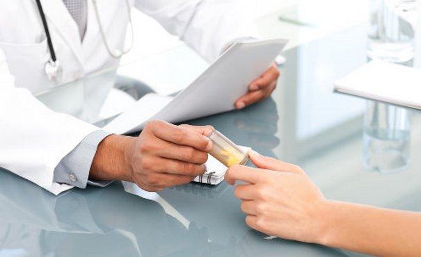 специалист назначает лечение