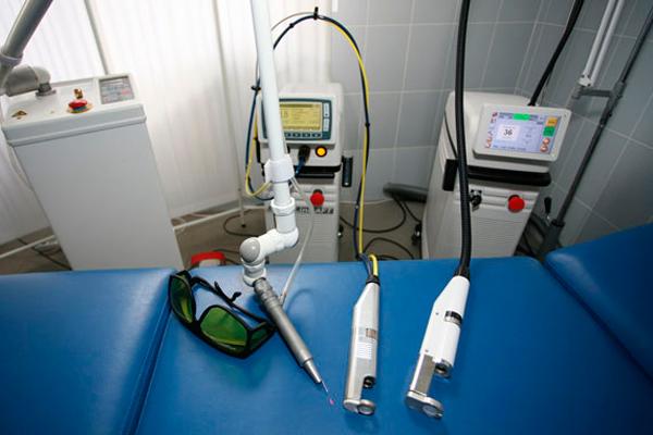 Оборудование для прижигания эктопии шейки матки
