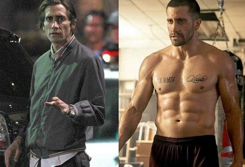 10 актеров, кардинально изменивших свою фигуру ради роли в кино: мощные до и после