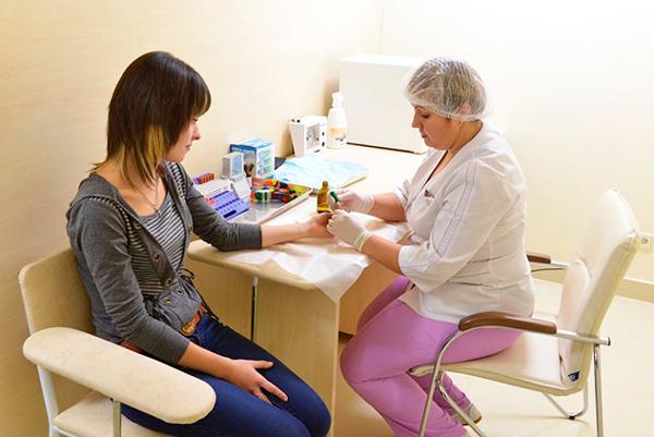 Анализ крови в период ЭКО-беременности