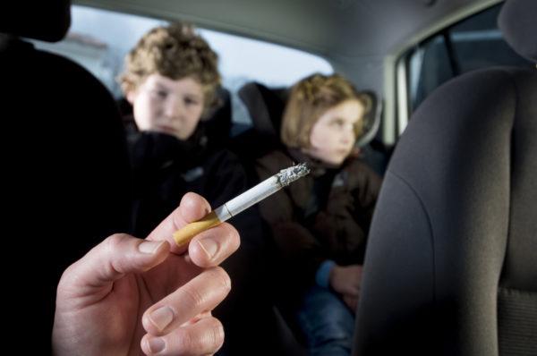 Дети - повод отказаться от курения