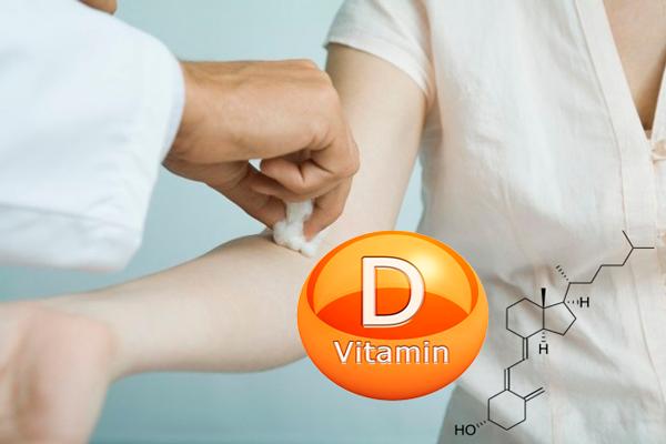 Анализ крови для определения уровня витамина Д