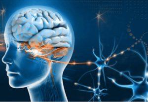 При поражении гемангиобластомой головного мозга