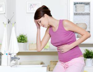 когда начинается изжога при беременности