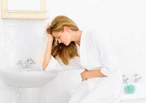 поражение нижних кишечных отделов