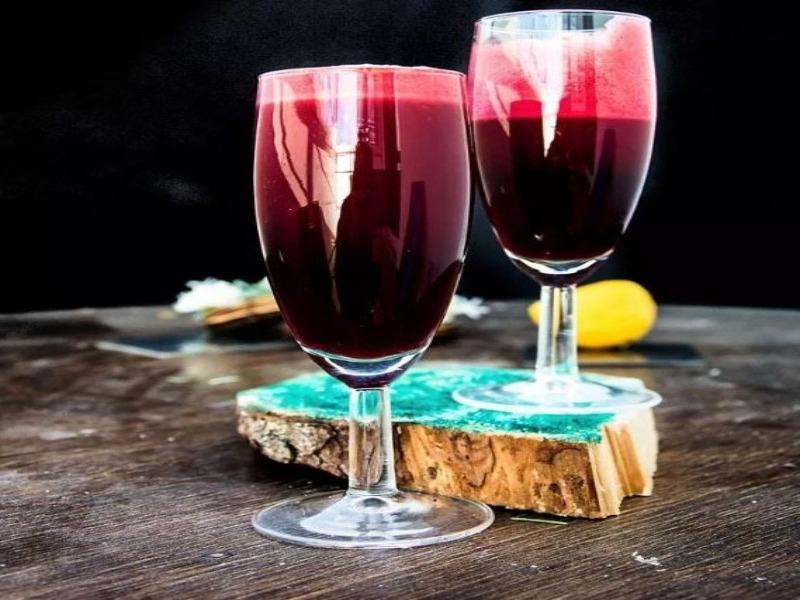 как приготовить свекольный сок в домашних условиях