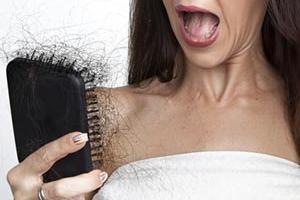 выпадение волос во время беременности