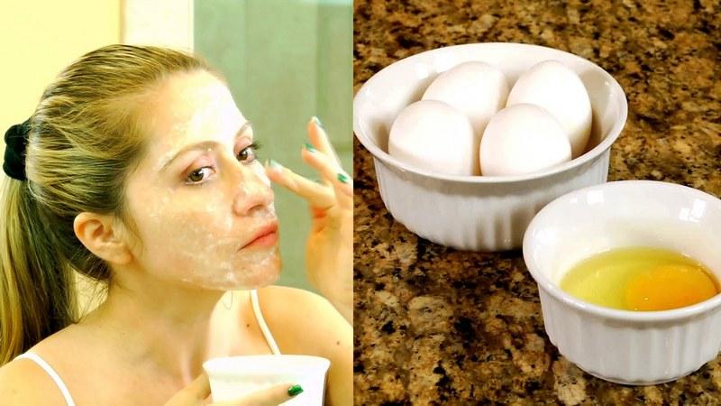 Яичные маски для лица самые лучшие домашние рецепты