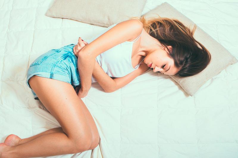 Причины, по которым возникают зуд и жжение перед месячными