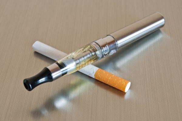 Электронные сигареты тоже запрещены при гастрите