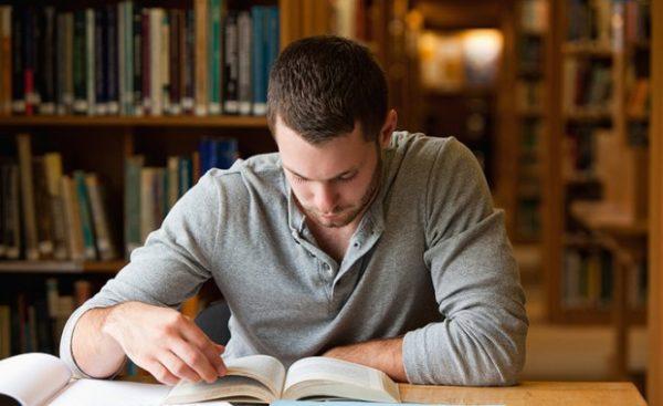 Чтение поможет отвлечься от мыслей о сигаретах