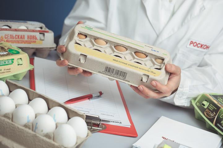 Яйца Каждый день - Обзор на сайте Росконтроль.рф