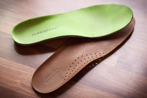 Стелька из обуви