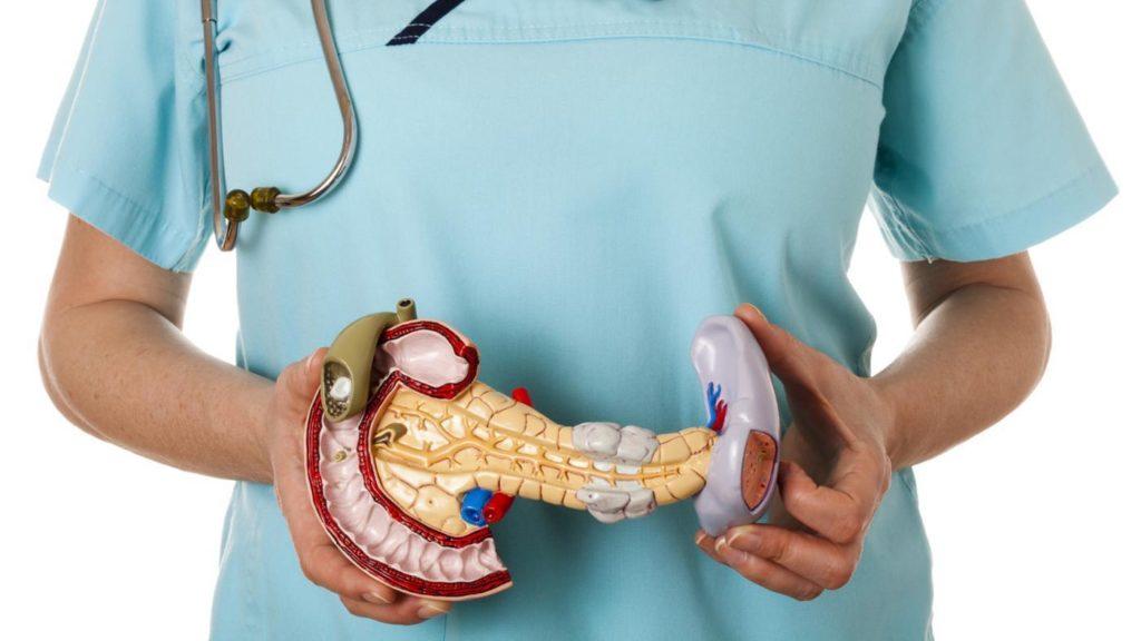 хронический панкреатит лечение
