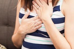 мастит во время беременности