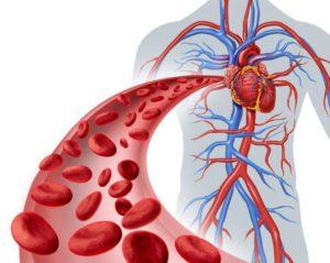Нарушение кровообращения