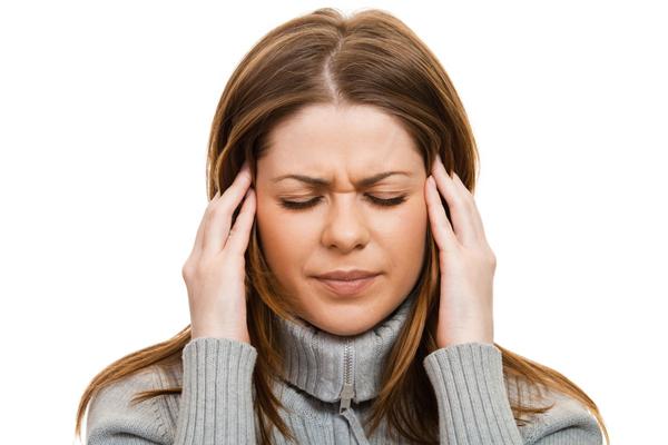 Головная боль как одно из побочных действий при употреблении препарата Прогинова