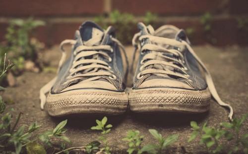 Вонючие кроссовки