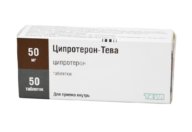 Ципротерон лекарсто