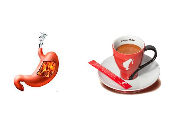 Возможная изжога из-за приема кофе при беременности на раннем сроке