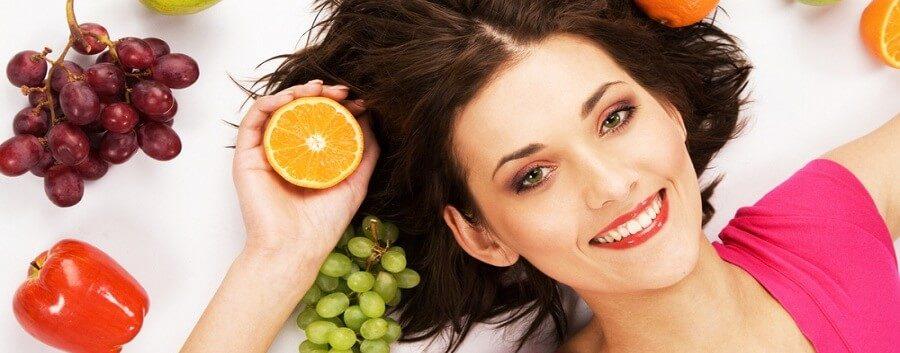 Полезные для женского организма продукты