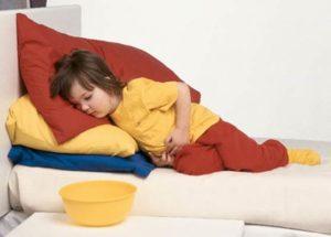 Лечение поноса у детей