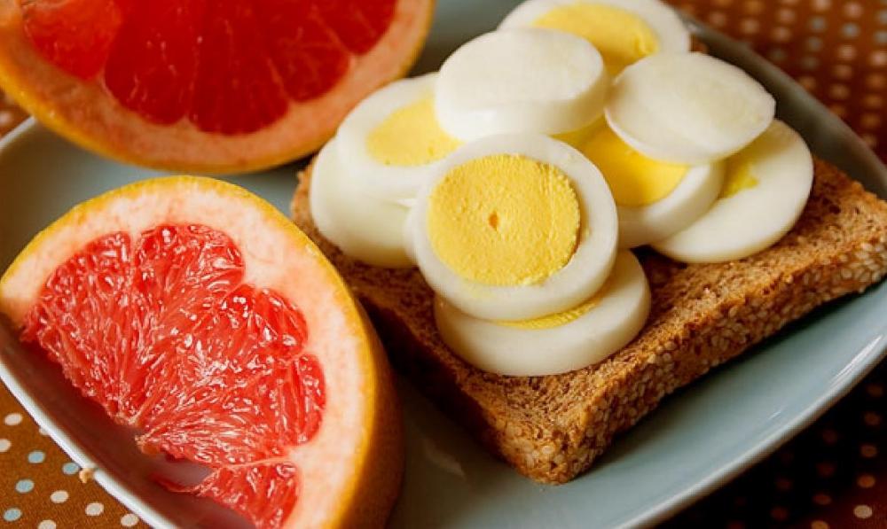Диета яйца и грейпфрут: как похудеть на 7 килограмм