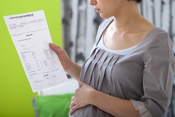 Высокий прогестерон во время вынашивания ребенка