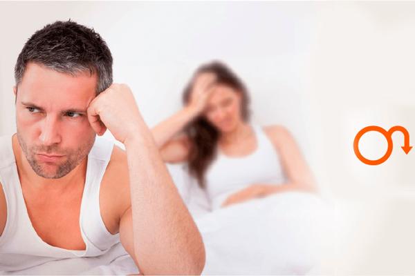 Ослабление эрекции, как один из симптомов ВАД