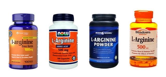 Препарат «L-аргинин»