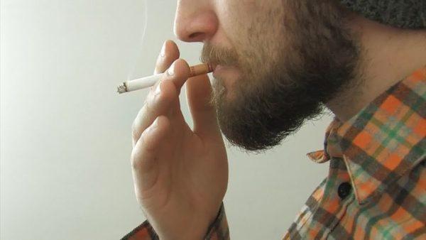 История курения сигарет