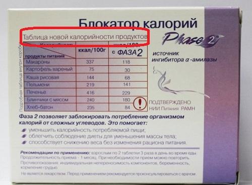 Блокаторы калорий: разоблачение 5 самых популярных препаратов - реальные отзывы худеющих, разбор состава и как купить в аптеке в 20 раз дешевле