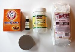 Рецепт самодельного дезодоранта
