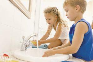 Профилактика детских инфекций