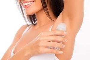 Первый дезодорант для девочки