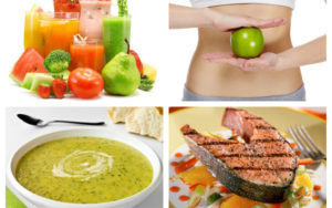 рецепты блюд при панкреатите и холецистите