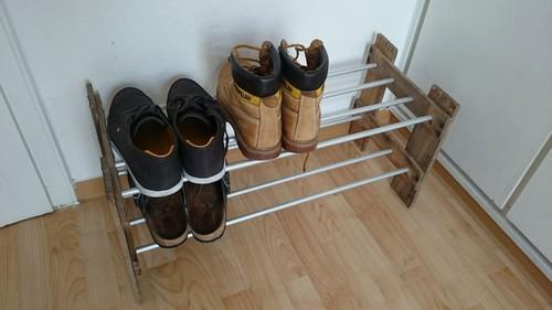 Обувная полка