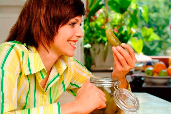 Изменение вкусовых предпочтений при ложной беременности