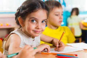 Задержке в развитии мышления детей