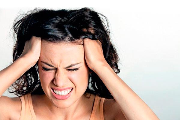 Раздражительность при синдроме истощенных яичников