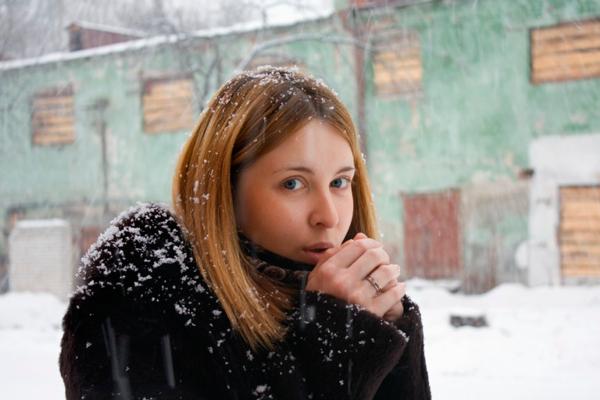 Простуда из-за переохлаждения