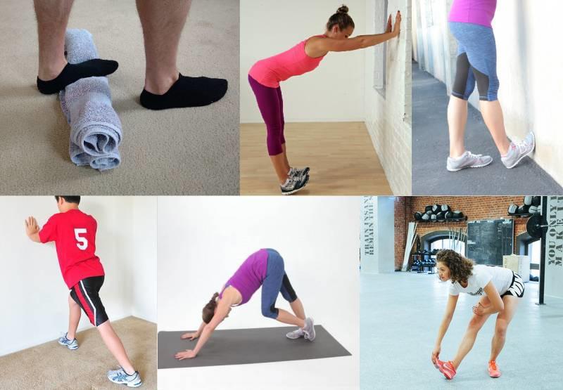 Упражнение Для Похудения Икр. Как уменьшить икры на ногах девушке