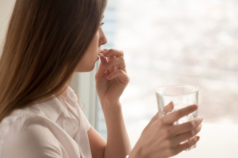 Какие таблетки от боли в животе при месячных можно пить
