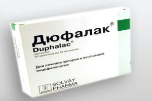 Пребиотики в лечении запора