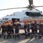 Сотрудники спасательных служб